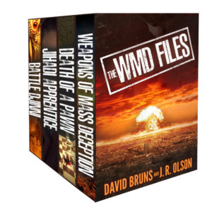 Book Cover: The WMD Files Boxset