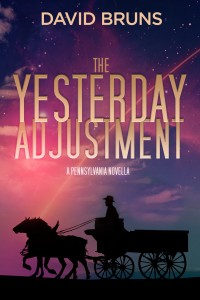 Book Cover: The Yesterday Adjustment