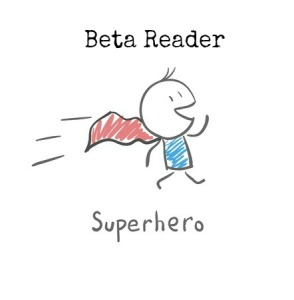beta reader - superhero