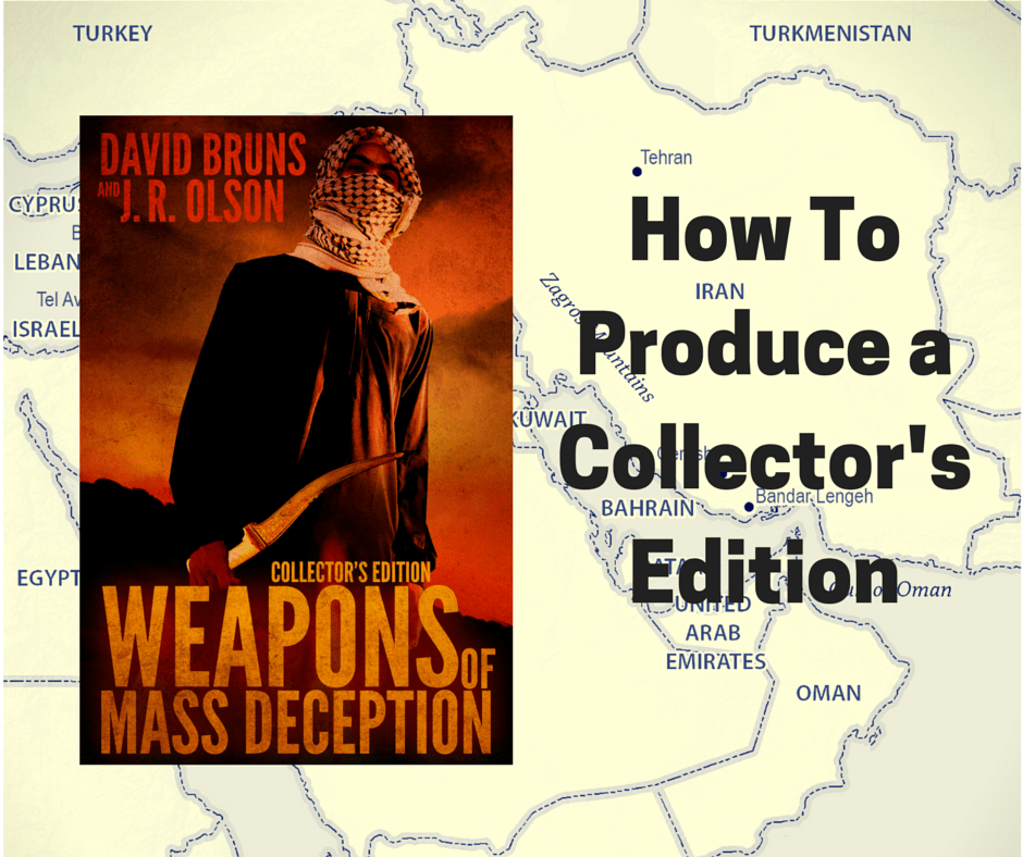 How To Produce a Collector's Edition