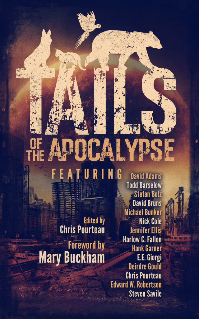 Book Cover: Tails of the Apocalypse