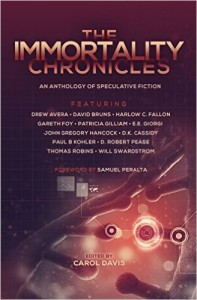 Book Cover: The Immortality Chronicles