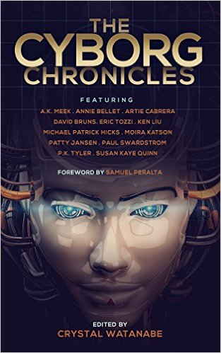 Book Cover: The Cyborg Chronicles