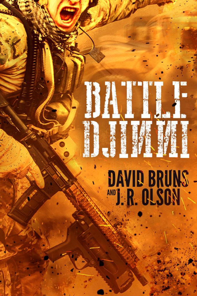 Book Cover: Battle Djinni