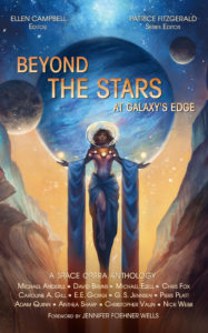 Book Cover: Beyond The Stars: At Galaxy's Edge
