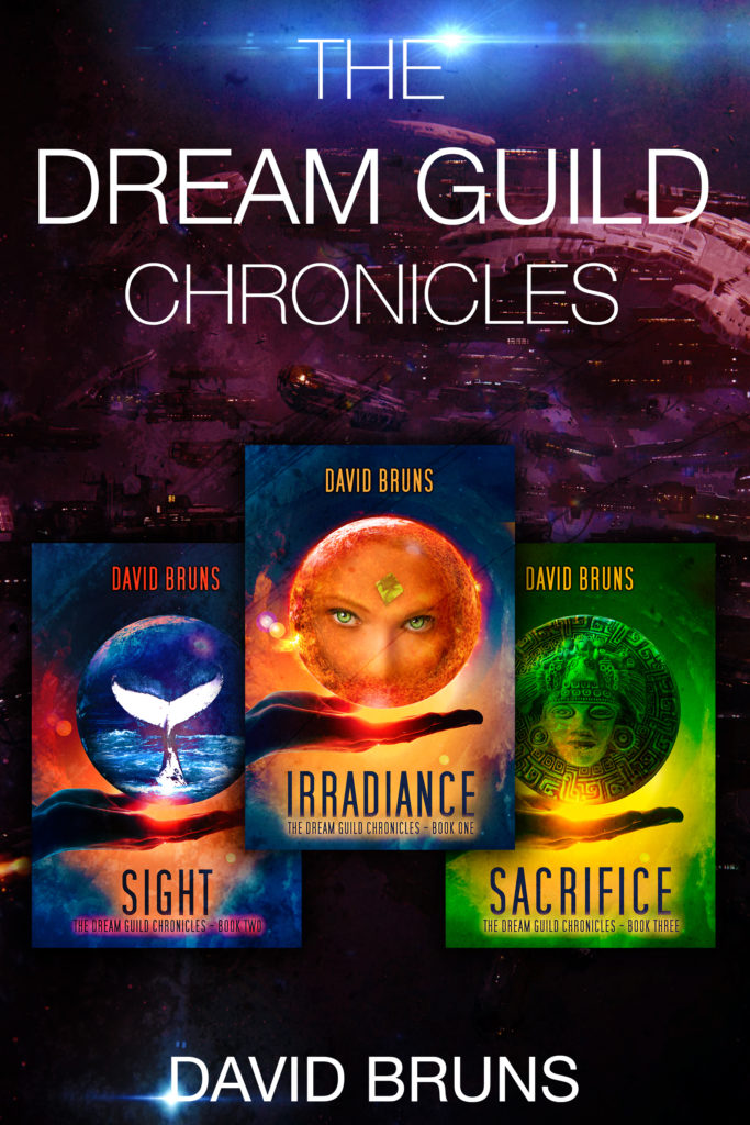Book Cover: The Dream Guild Chronicles Boxset
