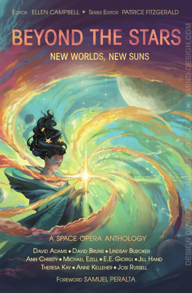 Book Cover: Beyond the Stars: New Worlds, New Suns
